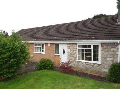 3 Bedrooms Bungalow for sale in Cyffylliog, Ruthin, Denbighshire, LL15