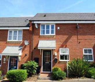 2 Bedrooms Terraced House for sale in Haslingden Crescent, Dudley, West Midlands