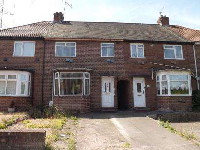 3 Bedrooms Terraced House for sale in Woodnorton Road, Rowley Regis, West Midlands