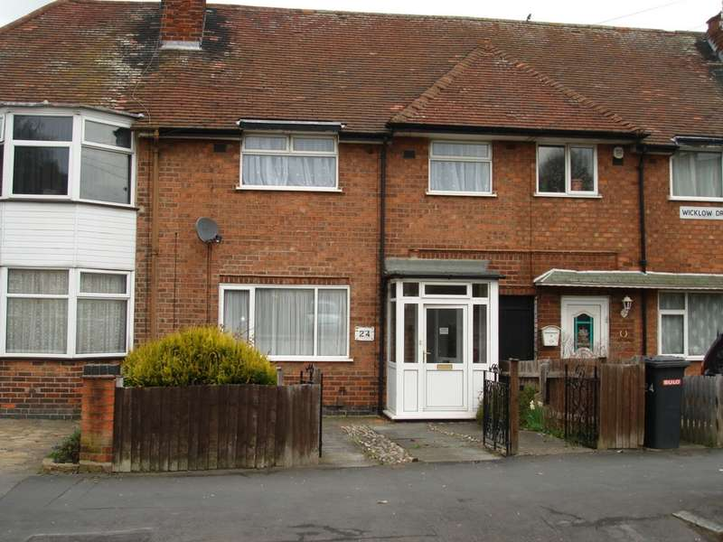 3 Bedrooms House for sale in Wicklow Drive, Leicester, LE5