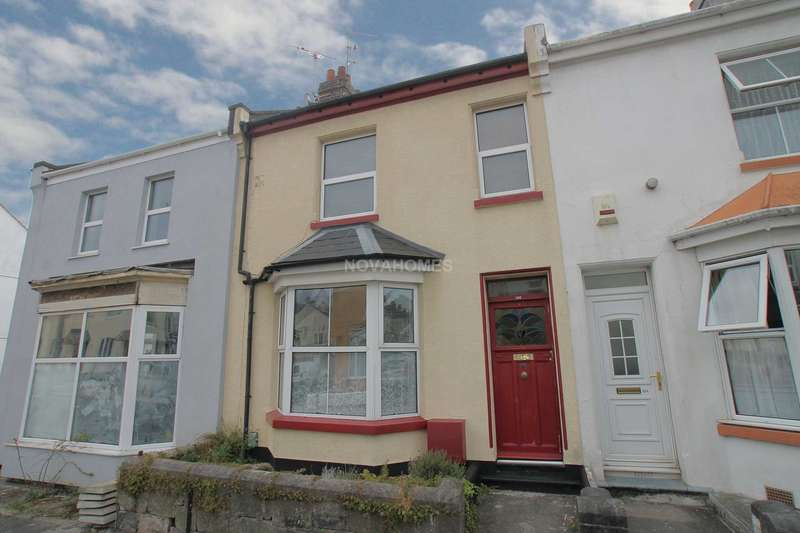 3 Bedrooms Terraced House for sale in Victory Street, Keyham, Plymouth