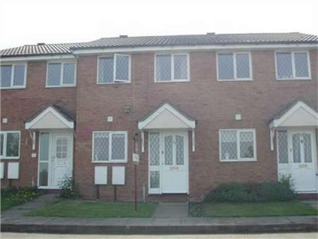 2 Bedrooms Terraced House for sale in Charlecote Park, Newdale, Telford, Shropshire
