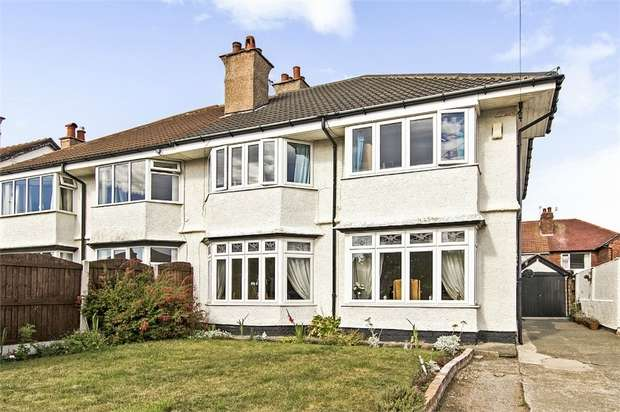 4 Bedrooms Semi Detached House for sale in Hoyle Road, Wirral, Merseyside