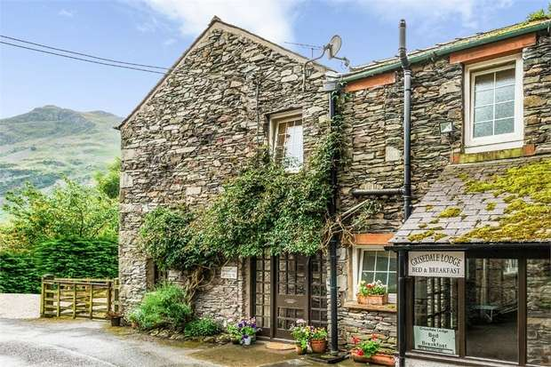 8 Bedrooms Terraced House for sale in Glenridding, Penrith, Cumbria