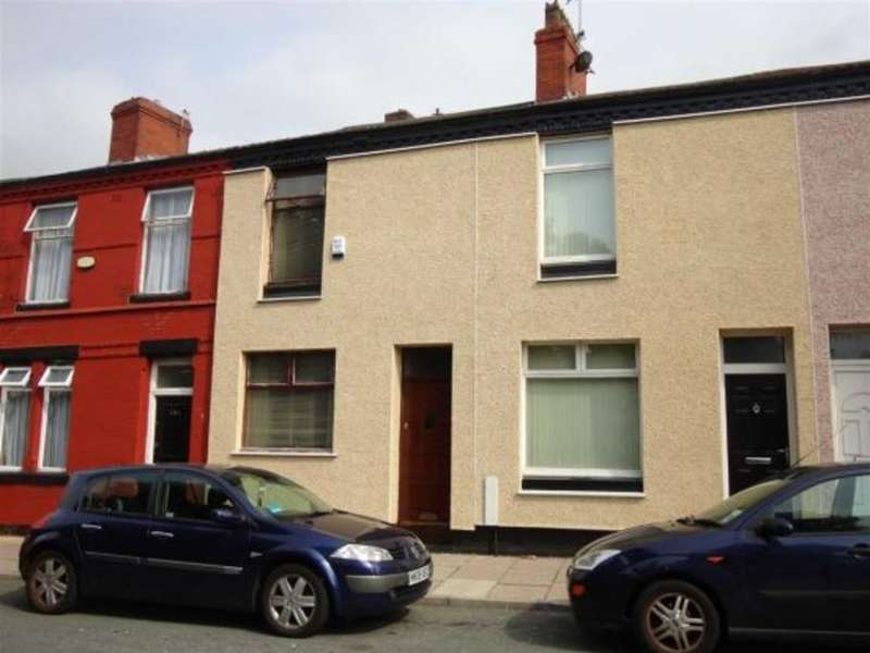 3 Bedrooms Terraced House for sale in Gray Street, Bootle, Liverpool, L20