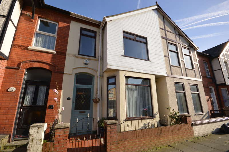 3 Bedrooms Terraced House for sale in Handfield Road, Waterloo, Liverpool, L22