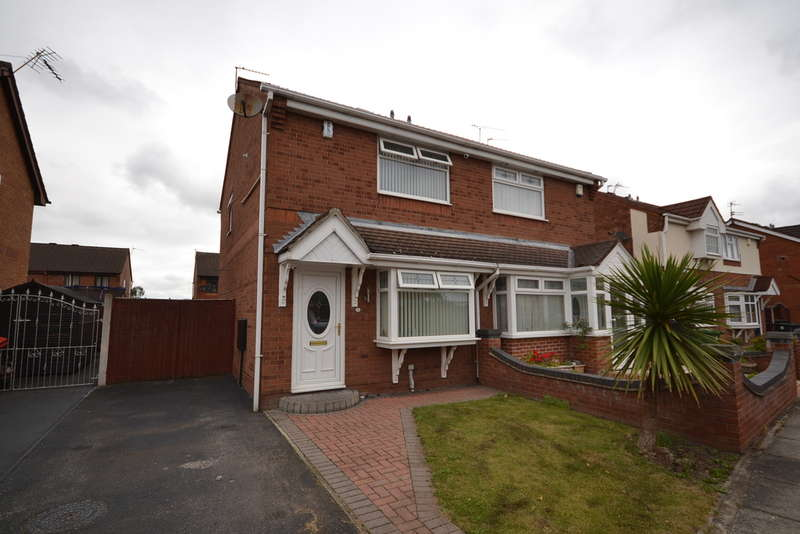3 Bedrooms Semi Detached House for sale in April Rise, Bootle, Bootle, L30