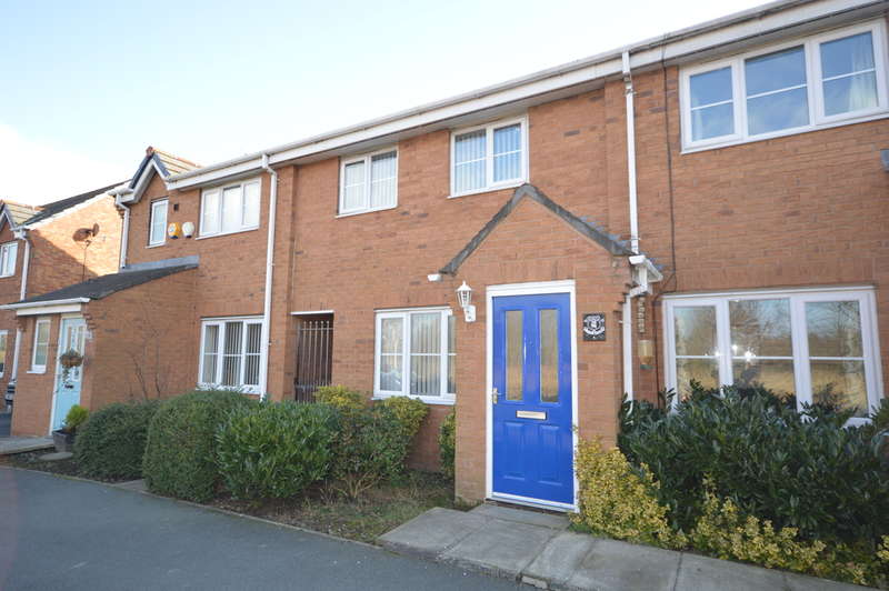 3 Bedrooms Terraced House for sale in Ridgewell Close, Seaforth, Liverpool, L21