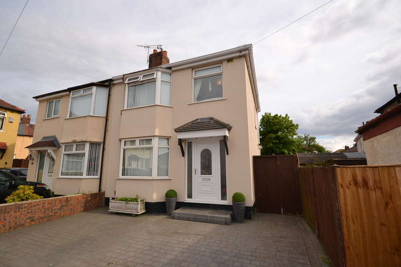 3 Bedrooms Semi Detached House for sale in Kinley Gardens, Bootle, Bootle, L20