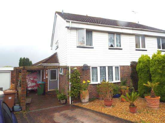 3 Bedrooms Semi Detached House for sale in Bracknell, Berkshire