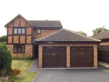 4 Bedrooms Detached House for sale in Ennismore Mews, West Bridgford, Nottingham, Nottinghamshire