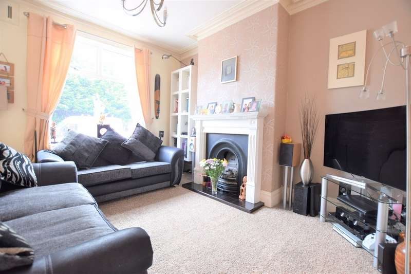 2 Bedrooms Terraced House for sale in Cunliffe Street, Edgeley