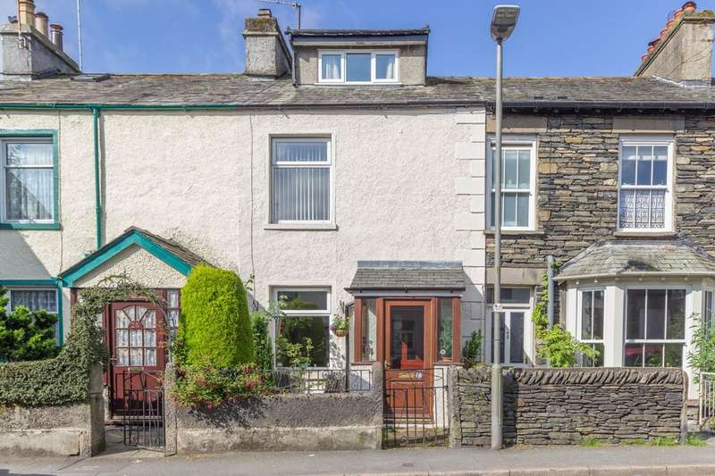 2 Bedrooms Terraced House for sale in 26 Main Street, Staveley