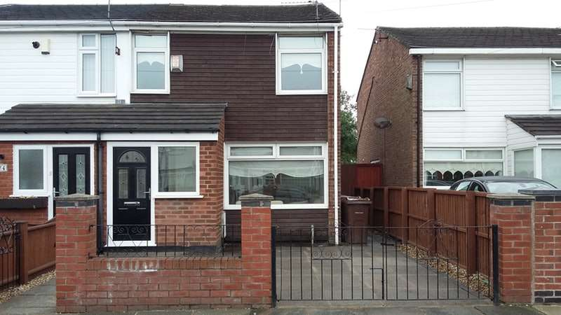 3 Bedrooms End Of Terrace House for sale in Osborne Road, Liverpool, Merseyside, L21