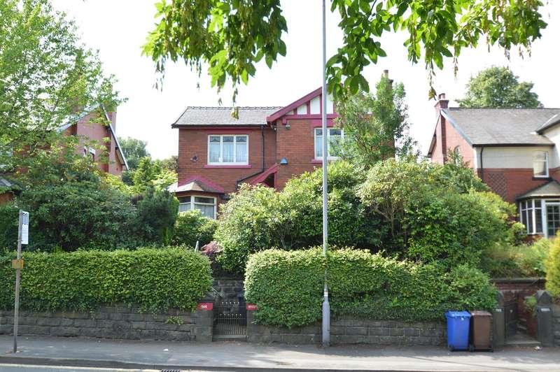 3 Bedrooms Detached House for sale in Radcliffe New Road, Whitefield, Manchester, M45