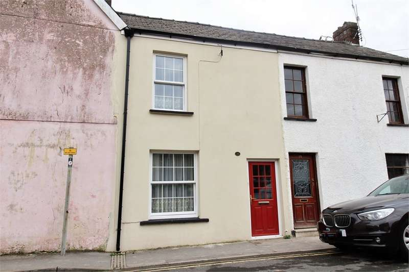 2 Bedrooms Cottage House for sale in Backhall Street, Caerleon, NEWPORT, NP18