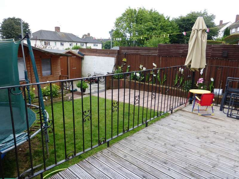 3 Bedrooms Semi Detached House for sale in Barmouth Road, Rumney, CARDIFF