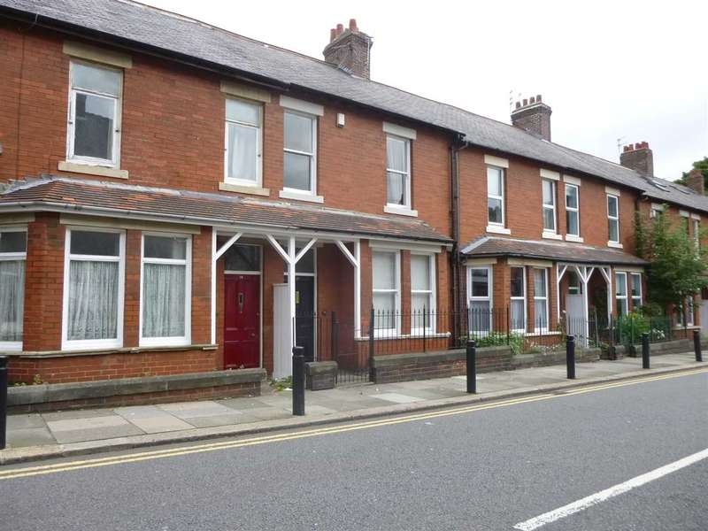 3 Bedrooms Terraced House for sale in Nuns Moor Road, Fenham