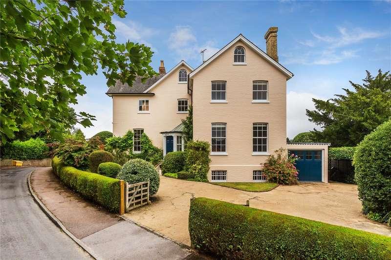 6 Bedrooms Detached House for sale in Rectory Drive, Bidborough, Tunbridge Wells, Kent, TN3