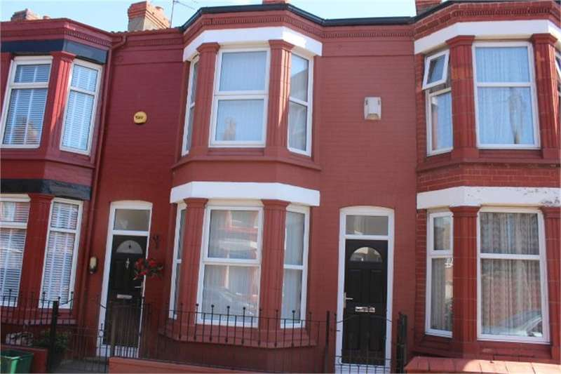 2 Bedrooms Terraced House for sale in Clarendon Road, Seaforth, LIVERPOOL, Merseyside