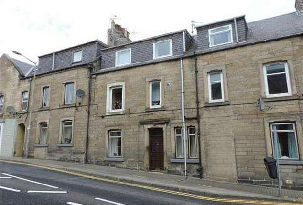 3 Bedrooms Flat for sale in Scott Street, Galashiels, Scottish Borders