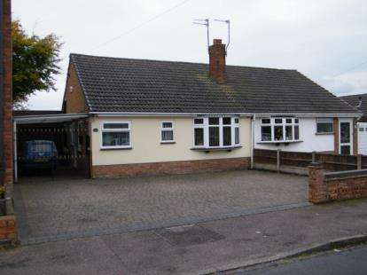 3 Bedrooms Bungalow for sale in John Street, Cannock, Staffordshire
