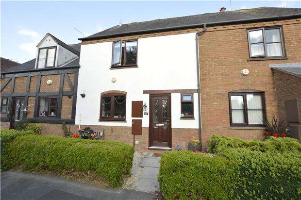 3 Bedrooms Terraced House for sale in Grange Drive, Bishops Cleeve, GL52 8LW