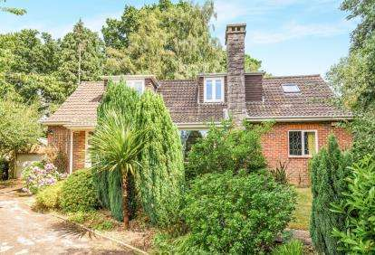 4 Bedrooms Bungalow for sale in Bassett, Southampton, Hampshire