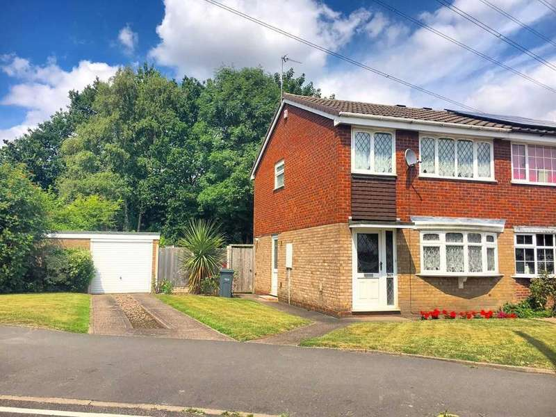 3 Bedrooms Semi Detached House for sale in BEACONVIEW ROAD, WEST BROMWICH, B71 3PU