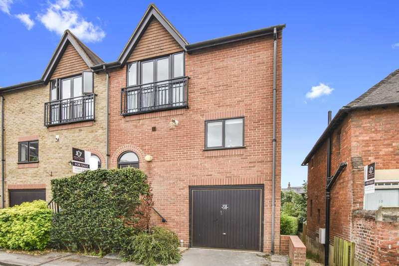 5 Bedrooms End Of Terrace House for sale in Plantation Road, Oxford