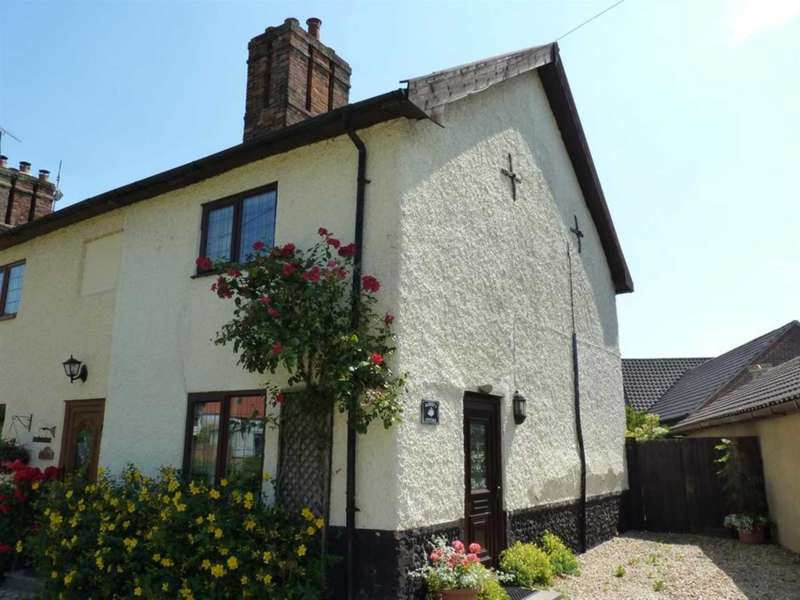 2 Bedrooms Cottage House for rent in Holmere Cottages, The Green, Ashill