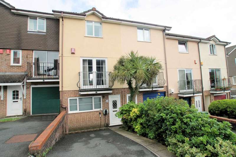 3 Bedrooms Terraced House for sale in Whitefriars Lane, City Centre, PL4 9RB