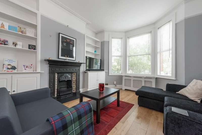 2 Bedrooms Ground Flat for sale in Leghorn Road, Willesden Junction NW10