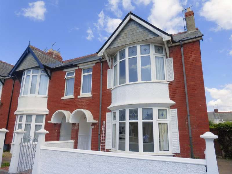 4 Bedrooms Semi Detached House for sale in Park Avenue, Porthcawl