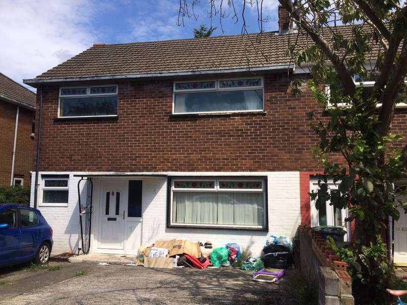 3 Bedrooms Terraced House for sale in Cymric Close, Cardiff