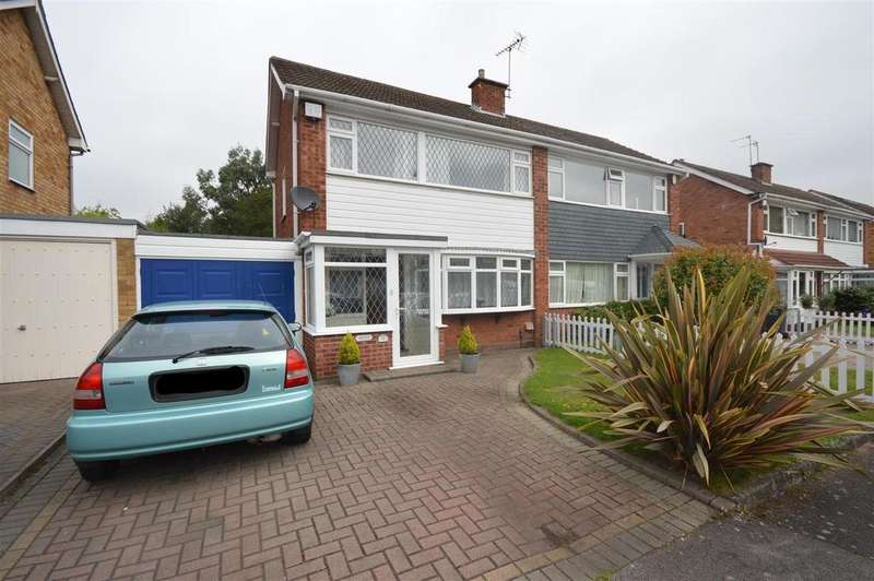 3 Bedrooms Semi Detached House for sale in Wayside, Marston Green, Birmingham