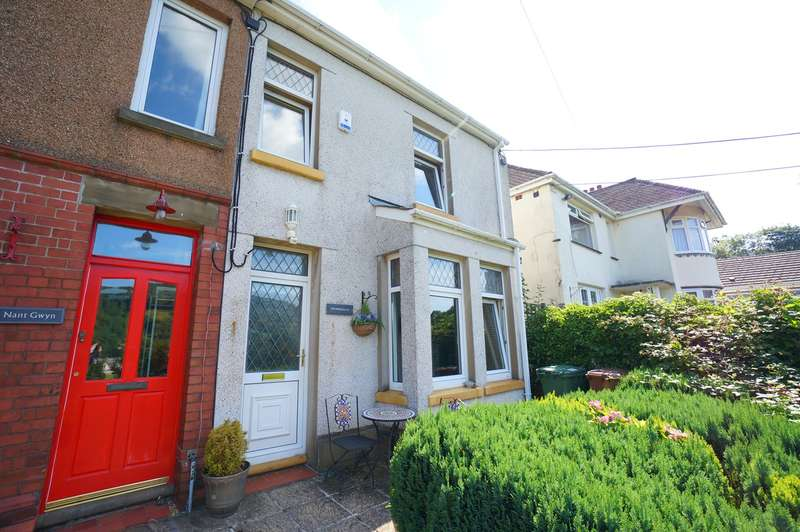 3 Bedrooms Semi Detached House for sale in Church Road, Risca, Newport, NP11