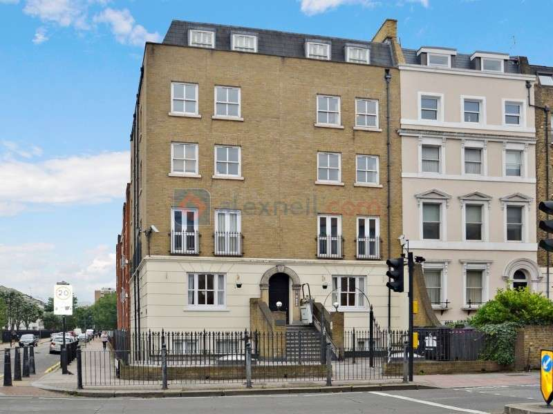 1 Bedroom Flat for sale in Temple Street, Bethnal Green E2