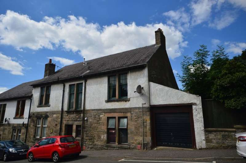 3 Bedrooms Flat for sale in Townhill Road, Dunfermline, KY12