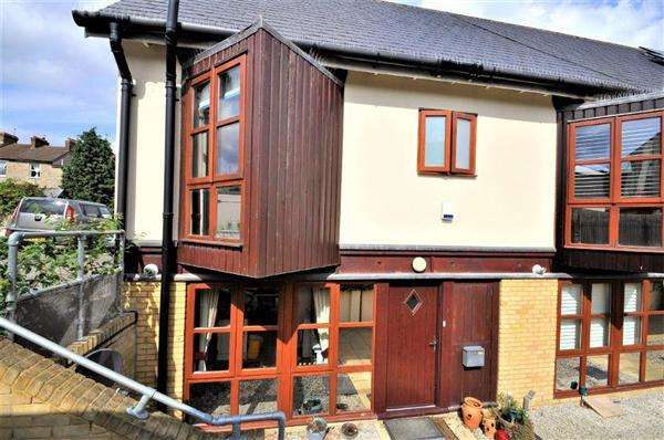 4 Bedrooms End Of Terrace House for sale in Old Dover Works, Maidstone ME16