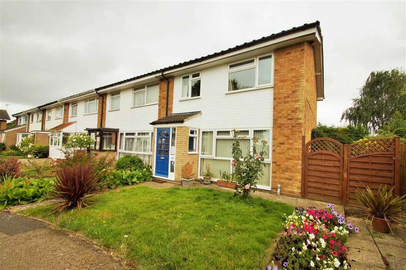 3 Bedrooms End Of Terrace House for sale in Broom Knoll, East Bergholt, Colchester