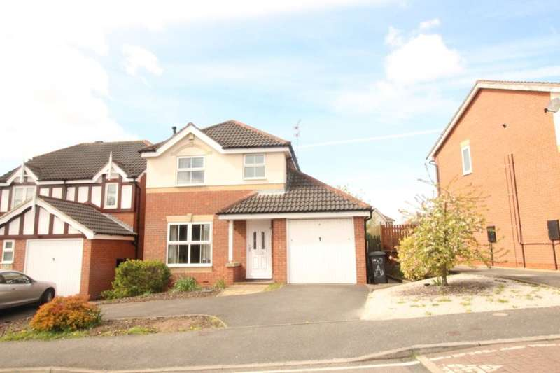 3 Bedrooms Detached House for sale in Cheney Road, Leicester, LE4