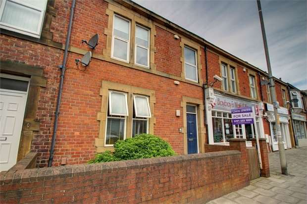 3 Bedrooms Maisonette Flat for sale in Durham Road, Low Fell, Tyne and Wear, UK