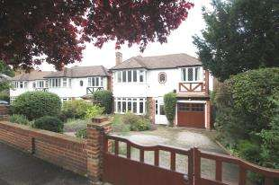 4 Bedrooms Detached House for sale in Croft Road, Sutton, Surrey, Greater London
