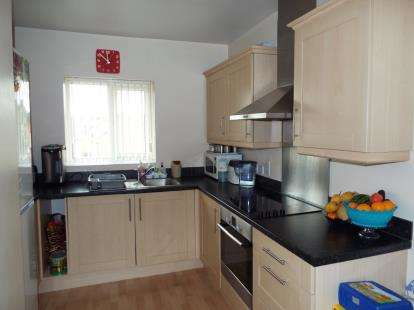 2 Bedrooms Flat for sale in Thorncliffe House, Witney Close, Nottingham, Nottinghamshire