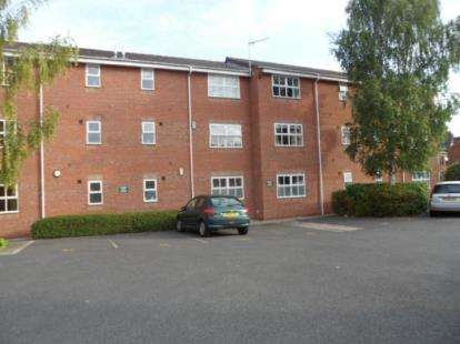 1 Bedroom Flat for sale in Ardmore Close, Sneinton, Nottingham, Nottinghamshire