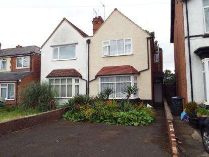 3 Bedrooms Semi Detached House for sale in Short Heath Road, Erdington, Birmingham, West Midlands