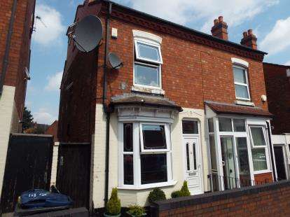 3 Bedrooms Semi Detached House for sale in Fernley Road, Birmingham