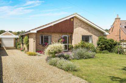 4 Bedrooms Bungalow for sale in Ashwicken, King's Lynn, Norfolk