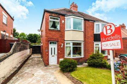 3 Bedrooms Semi Detached House for sale in Laird Drive, Sheffield, South Yorkshire